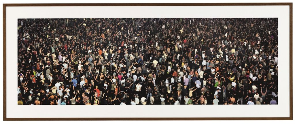 Andrea Gursky May Day