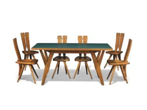CARLO MOLLINO A rare and important dining suite