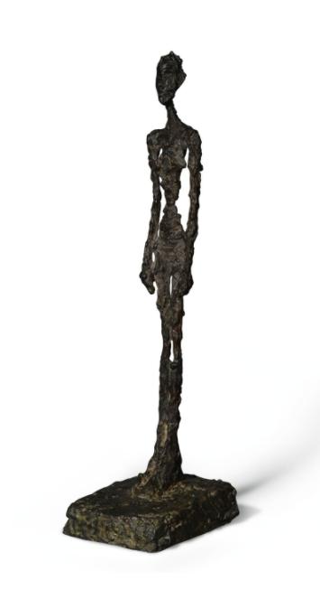 Alberto Giacometti, Femme Debout, 1958