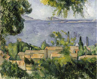 Cezanne_roofs