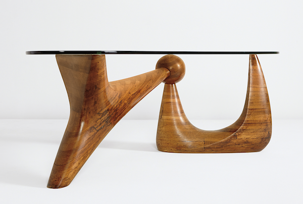 Noguchi Table Sells For Record 4 5m At Phillips Judd Tully
