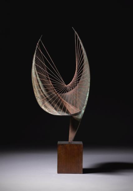 Dame Barbara Hepworth, Orpheus (Maquette I), 1956
