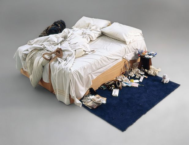 """Tracey Emin, """"My Bed"""""""