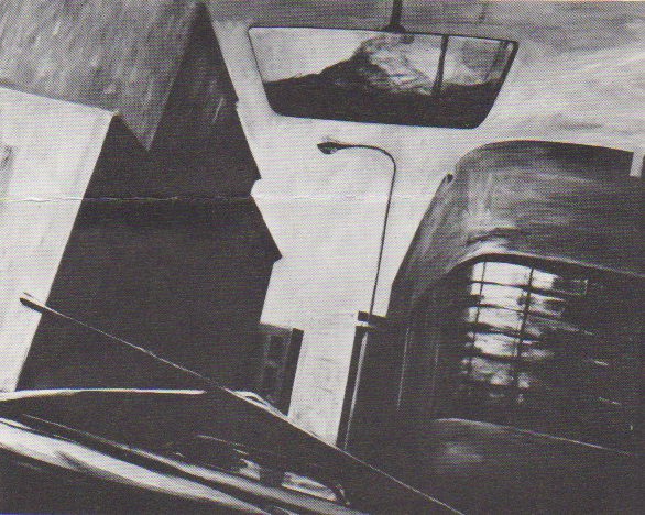 Drive, 1985. Oil on canvas, 70 x 90 inches. Photo: Sarah Wells