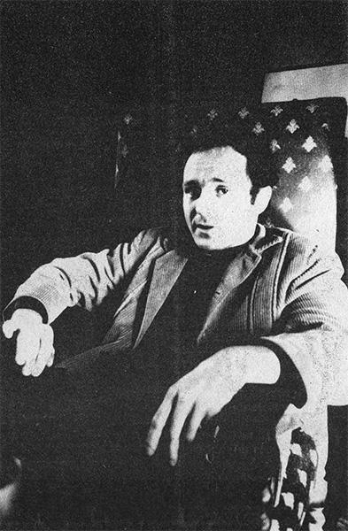 Igor Demjen, terminated Westchester CETA artist