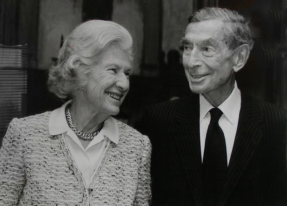 Frances L. and John L. Loeb