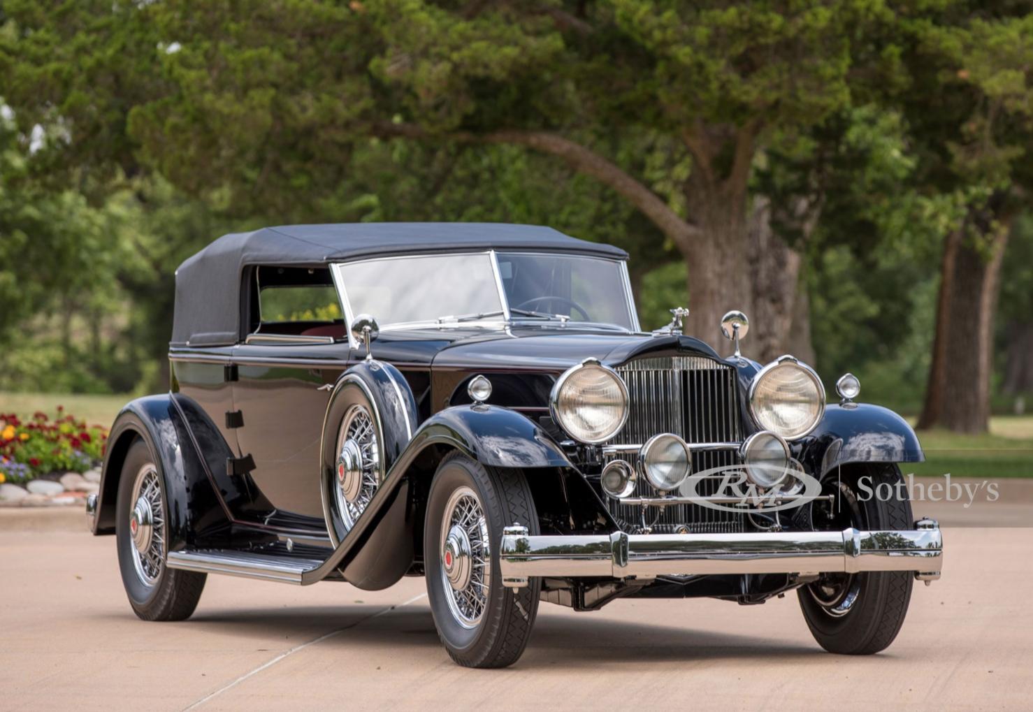 932 Packard Deluxe