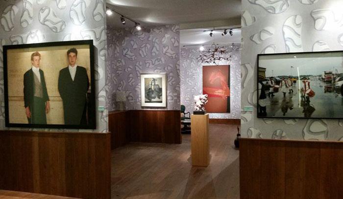 Installation view at Paul Kasmin  Gallery